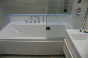 Ванная и раковины из искусственного камня
